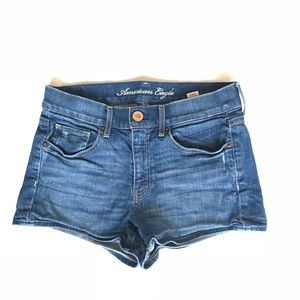 American Eagle Outfitters AEO Short Jean Shorts 6